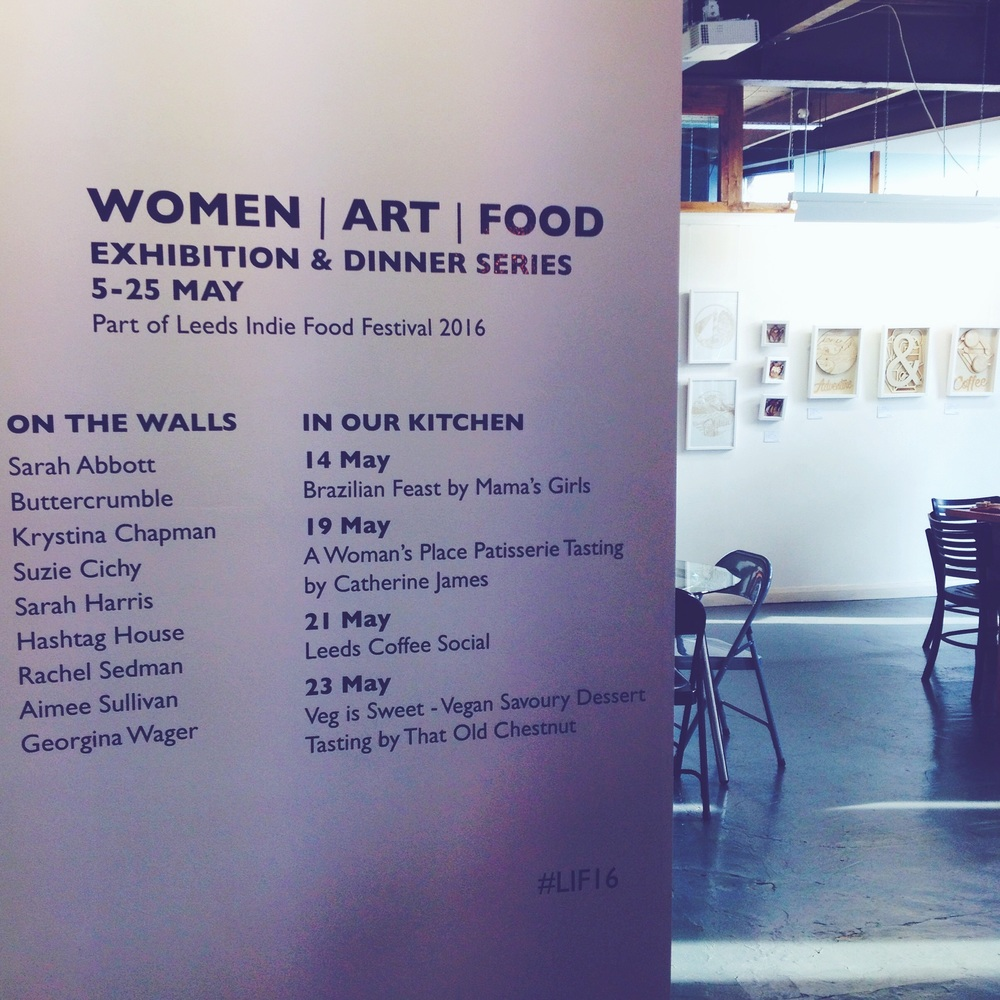 Feast your eyes on all those gorgeous artists. Have you spotted us?