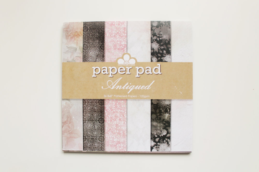 Antiqued Paper Pad.jpg