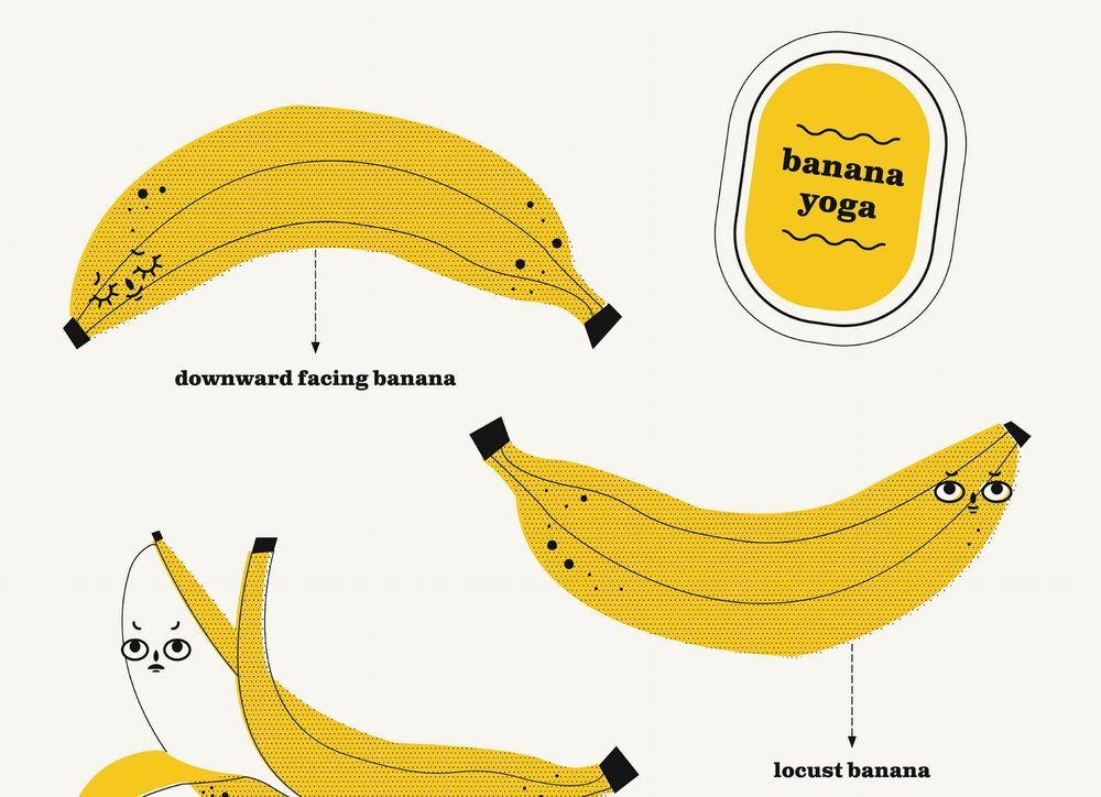 GO BANANAS - For our limited edition art prints. Most designs are one-offs so they are completely unique! Our prints are a great talking point and will look fabulous in any home.Not unique enough? We also offer a bespoke portrait service. Discover Our Art