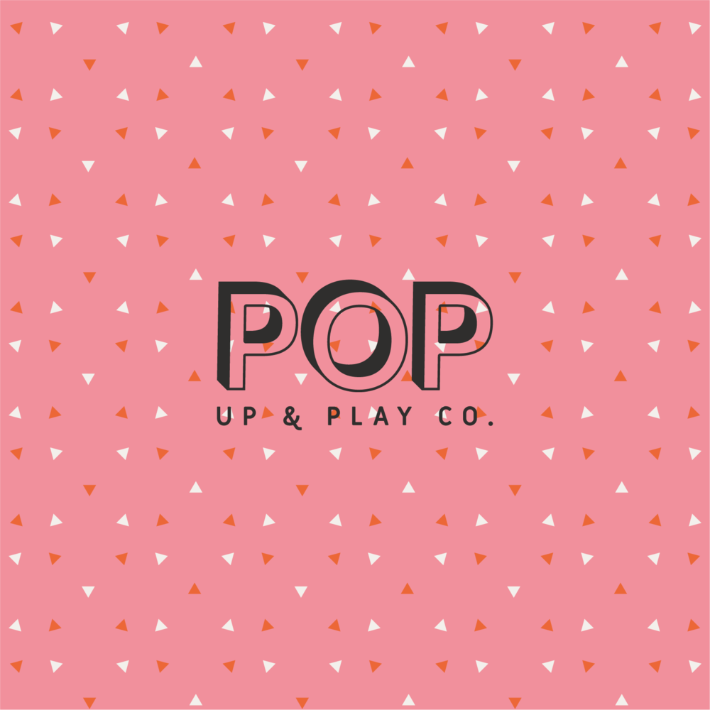 Pop Pink Triangle Pattern Sq@2x.png