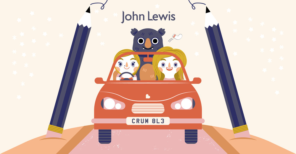 Buttercrumble John Lewis Moz The Monster