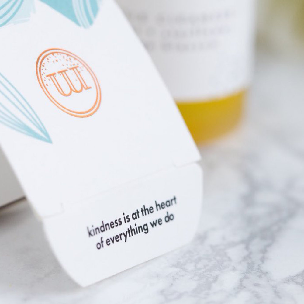 Myroo Buttercrumble Packaging Design