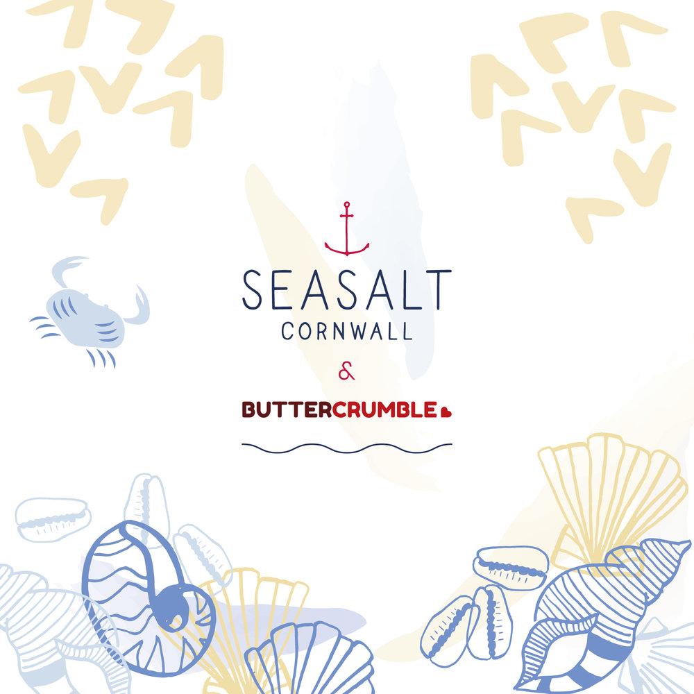 Seasalt Cornwall x Buttercrumble Illustration