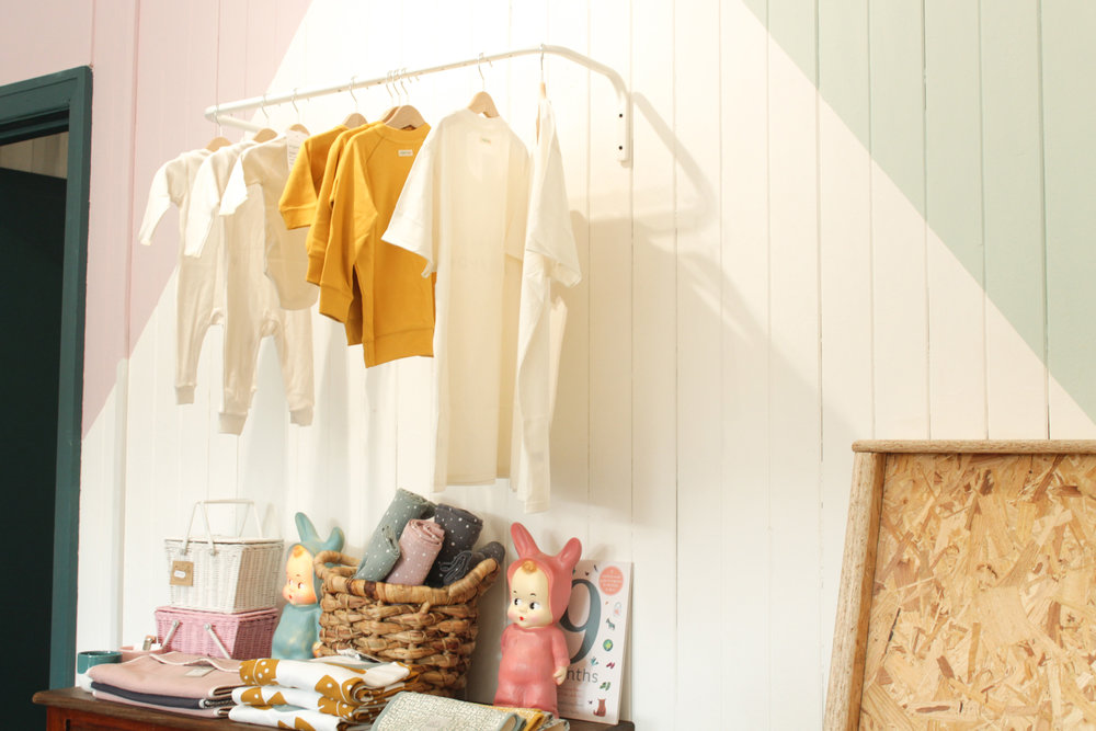 Acorn and Pip Children's Retail Branding by Buttercrumble