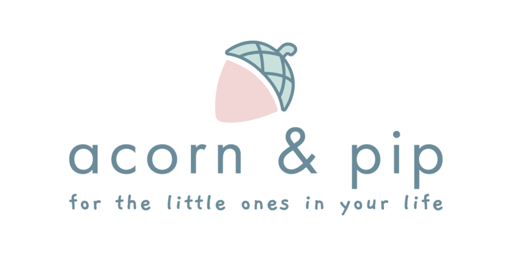 Acorn and Pip Branding by Buttercrumble