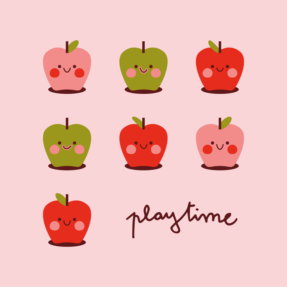 Buttercrumble Illustration at Playtime Paris
