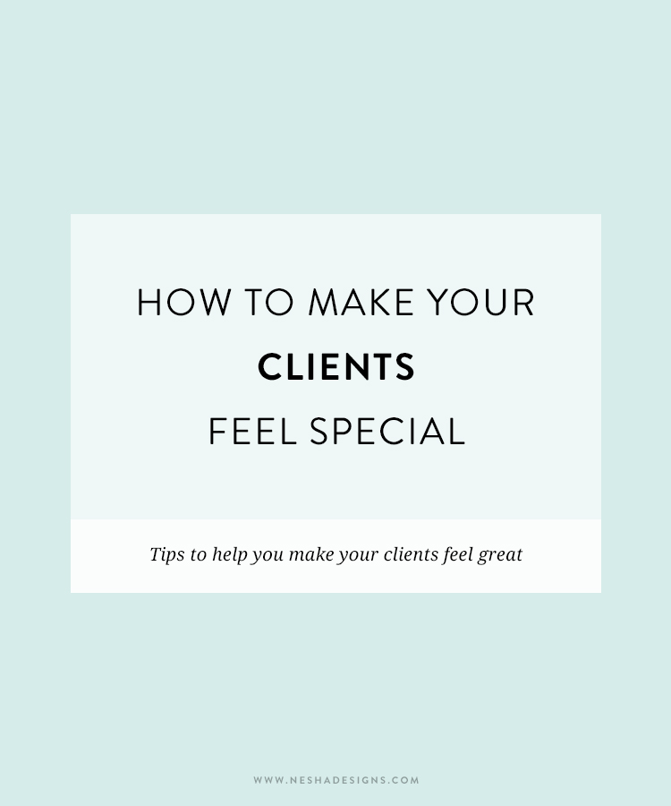 how to woo your clients
