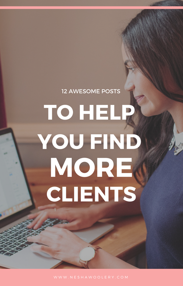 Use my top posts to help you find more clients with bigger budgets next year that will boost your income and make it the best year your business has EVER had! Just by clicking on this pin you've already took that first step to becoming the number #1 hustler in the game. You got this! #Freelance, #Business, #Marketing, #Blogposts, #Website, #Clients, #Small Businesses, #Girl Boss #Startfreelancing #Slay #Hustler