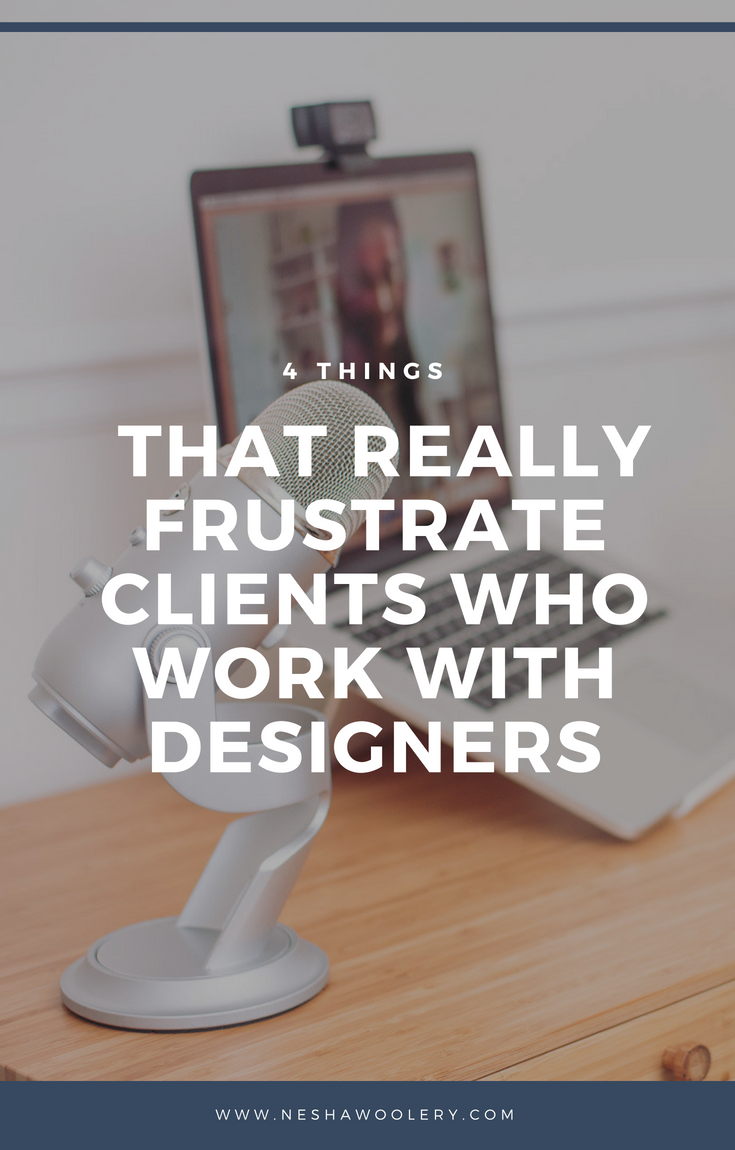 Kathryn from  Savve  is taking over the blog to talk about four frustrations clients have with their designers. Sometimes, projects don't go wrong because it's the fault of your clients. Sometimes, it's  your  fault. But there are things you can do to avoid frustrating your clients. Click on this pin to find out more! #Freelance, #Guest Post, #Business, #Designers, #Tip