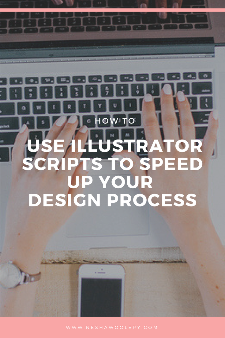 If you want to be able to shorten your project timelines and start taking on more clients (and boosting your income), you need to work smarter and faster. Want to know how to do that? Just click on this pin to find out! #Freelance, #Streamlining & Automating , #Illustrator, #Design Process, #Business
