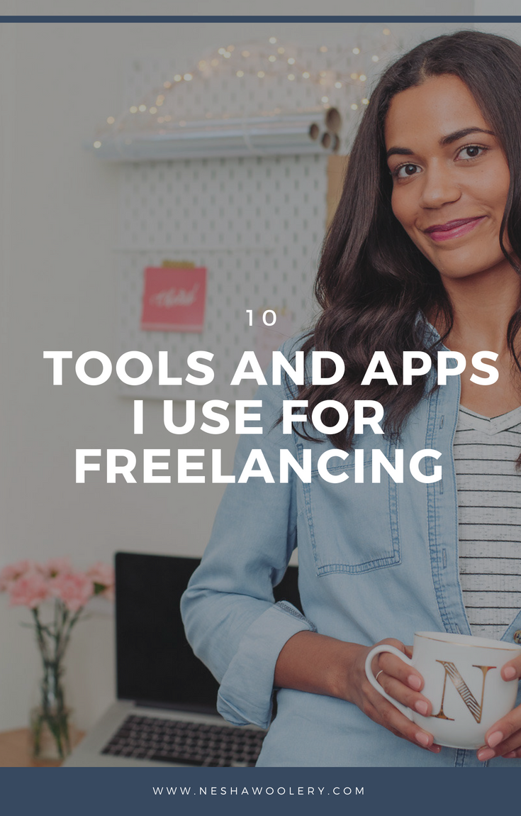 Your business could be just one tool away from working infinitely better. Click on this pin to find out my top 10 tools and apps I love to use when freelancing and how they can help you on your freelance journey. #Freelance #Streamlining & Automating #Business #Freelancing #Tips