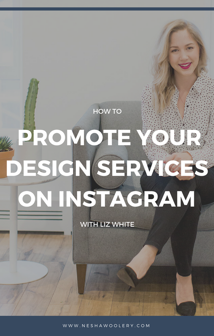Do you actually get design clients through Instagram? Or are you wasting hours every week posting pretty pictures and liking posts? Click through to watch this video and learn how to convert followers into design clients! #Freelance #Business #Marketing #Socialmedia #Instagram #Masterclass