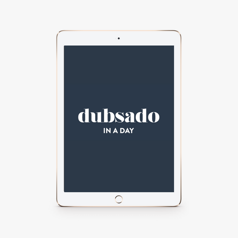 Dubsado In A Day - Dubsado is the hot all-in-one business management tool every solopreneur is raving about. But it comes with a bit of a learning curve! Learn how to set it up in just one day.Learn More →
