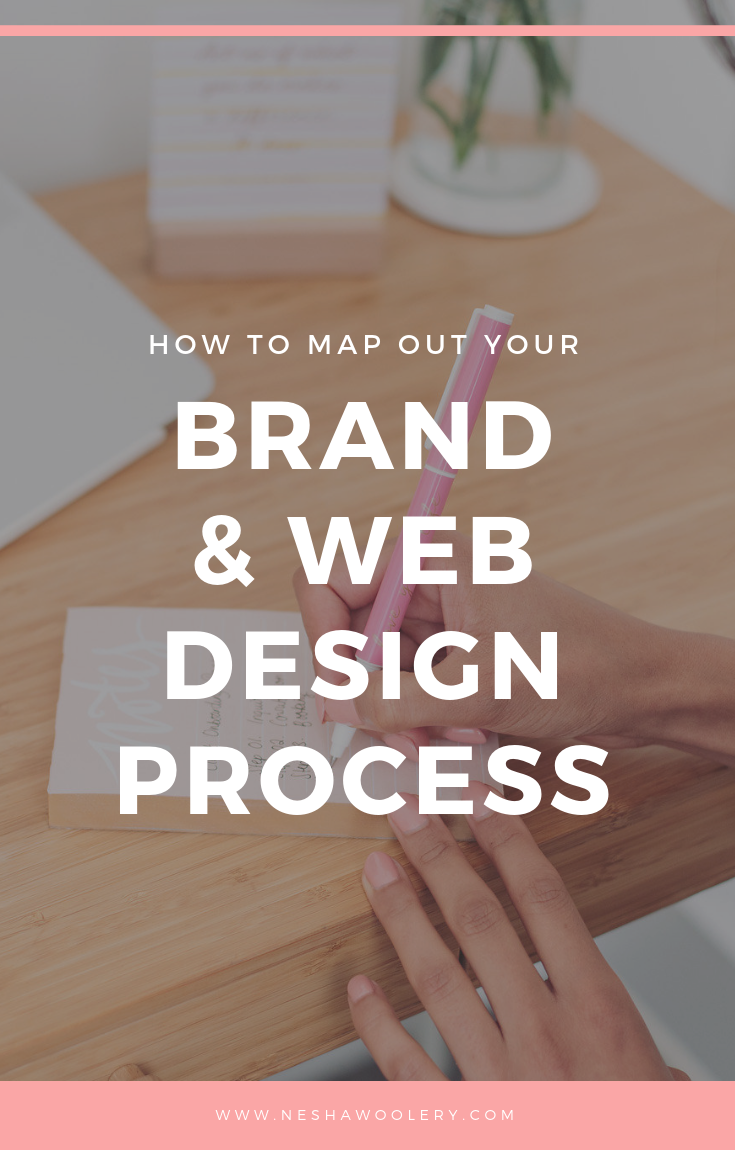 Designers- are you stumbling through your design process? Have you mapped out your process on paper (or onscreen), or have you never bothered to because you don't have time? Click on this pin to find out the danger with having a process in your mind and not written down. #Design, #Freelance, #Streamlining & Automating, #Design Process, #Business