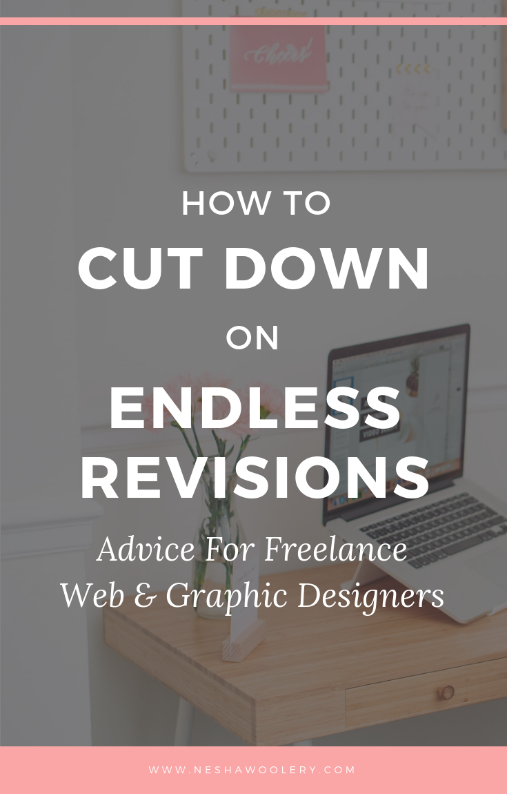 Click on this pin to learn the five key ways you can control scope creep and cut down on revisions. Trust me you don't want to miss out on the vital information I have just for you! #Freelancers #Web #Graphic #Designers #Scopecreep