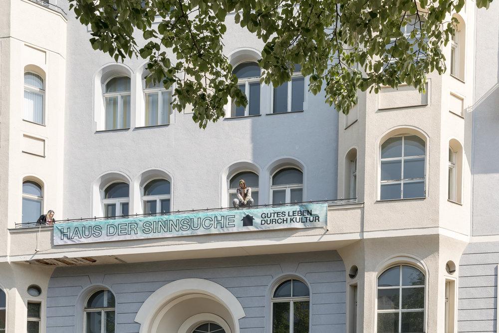 Haus der sinnsuche u2014 kunstsaele berlin