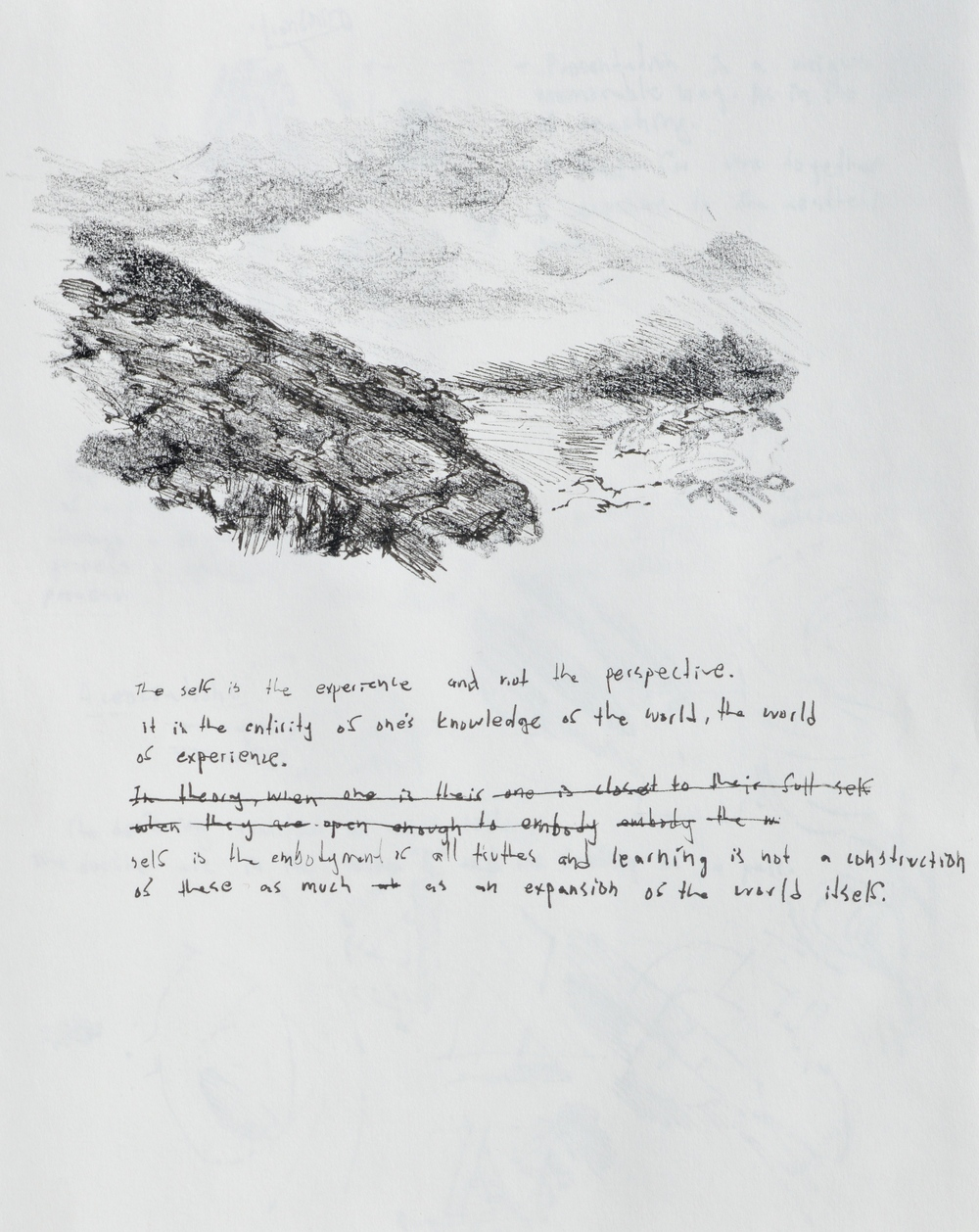 Sketchbook :