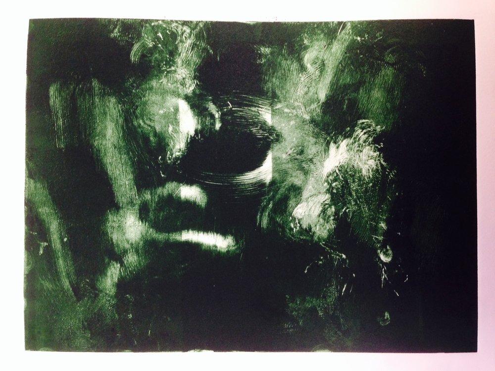 Untitled (waterfall)