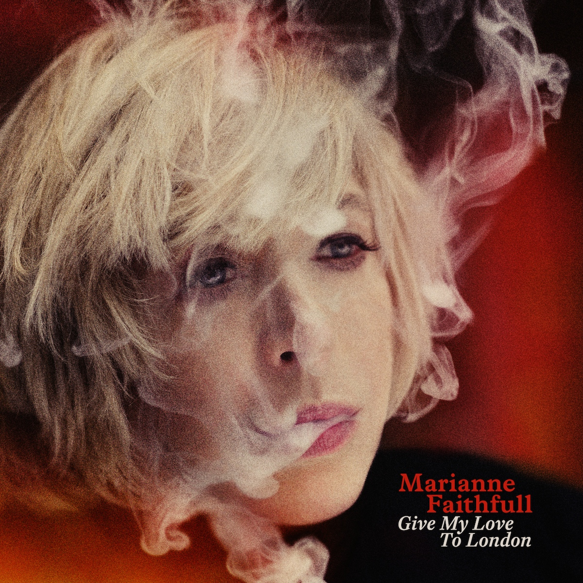 "Give My Love To London fetches an 8.0 + incredible review over at Pitchfork   Just one more month to wait for the US/Canada street date, until then, study up:    Pitchfork.com | 8.0 | Marianne Faithfull, Give My Love To London     ""Working with Roger Waters, Nick Cave, Anna Calvi, and a band that features Ed Harcourt, Portishead's Adrian Utley, and members of the Bad Seeds, she has created an album that bristles with danger and even roils with anger""   ""Her best and most daring album of this century, featuring some of her heaviest and most haunting performances.""   Pre-order this must-have record today:     iTunes = http://smarturl.it/MF_iTunes      Easy Sound (LP/CD) = http://easysound.co/store/Faithfull-London      Amazon CD = http://smarturl.it/MF_AMZN_CD     Amazon LP = http://smarturl.it/MF_AMZN_LP"