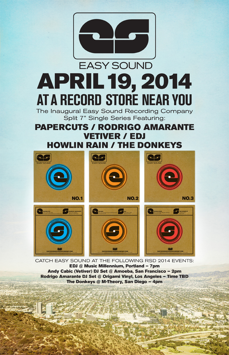 Record Store Day   is less than 5 days away. Get yourself ready…    Will we see you at one of the above events in San Diego-Los Angeles-San Francisco-Portland?