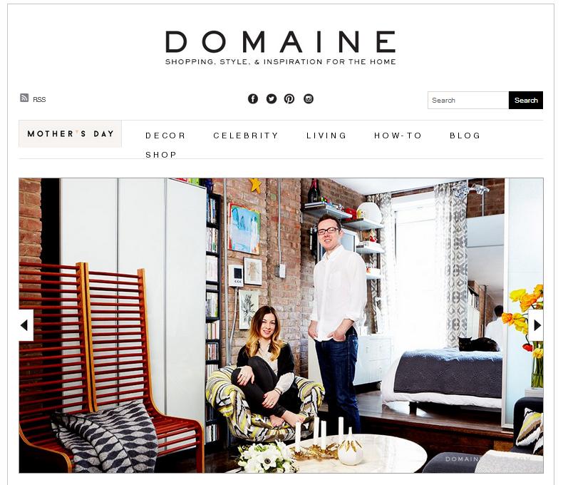 DomaineHome.com, Profile, June 17, 2013