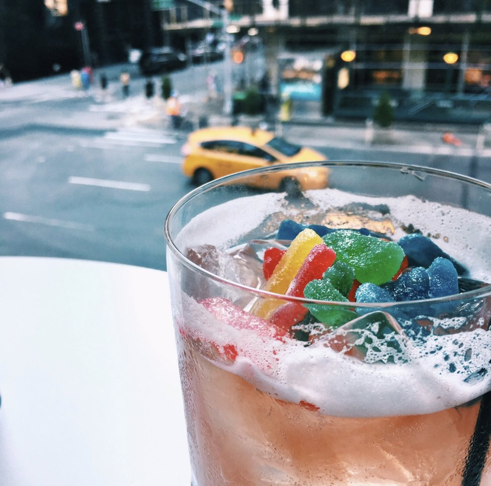 sour patch cocktail
