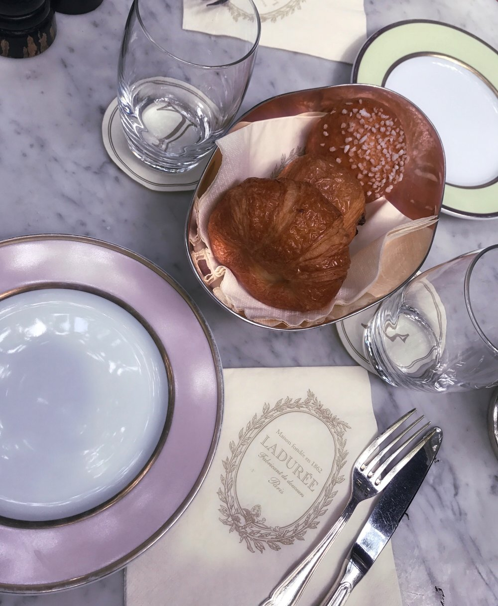laduree brunch