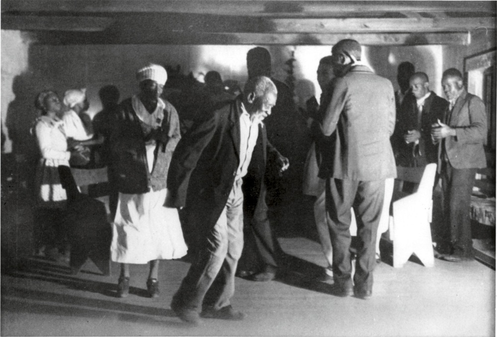 The Ring Shout (Georgia, c. 1930s) (Anacostia Community Museum Archives, Smithsonian Institution)