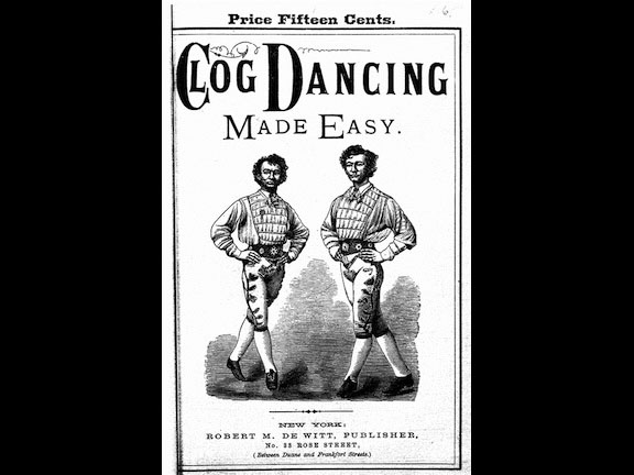 Clog Dancing Made Easy (1874)  Team Clogging