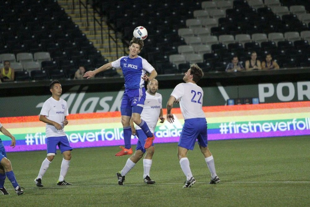 IGLFA Soccer Championship LIVE from providence park in Portland, OR