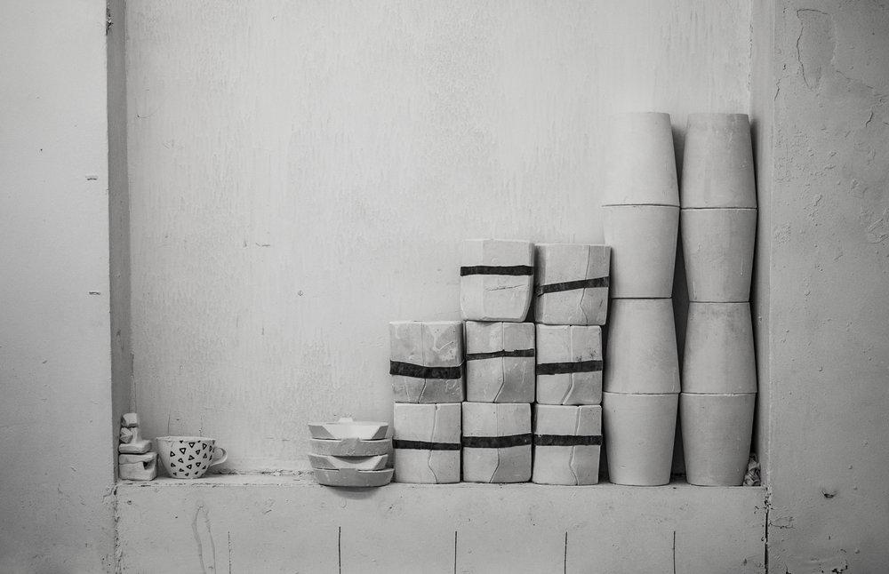 ENDE Ceramics workshop