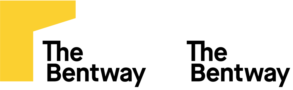 The Bentway Icon and wordmark
