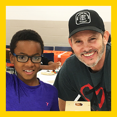 Kids Hope USA - Spend time with an at-risk Woodbury Elementary School student one hour per week.kidshopeusa.org