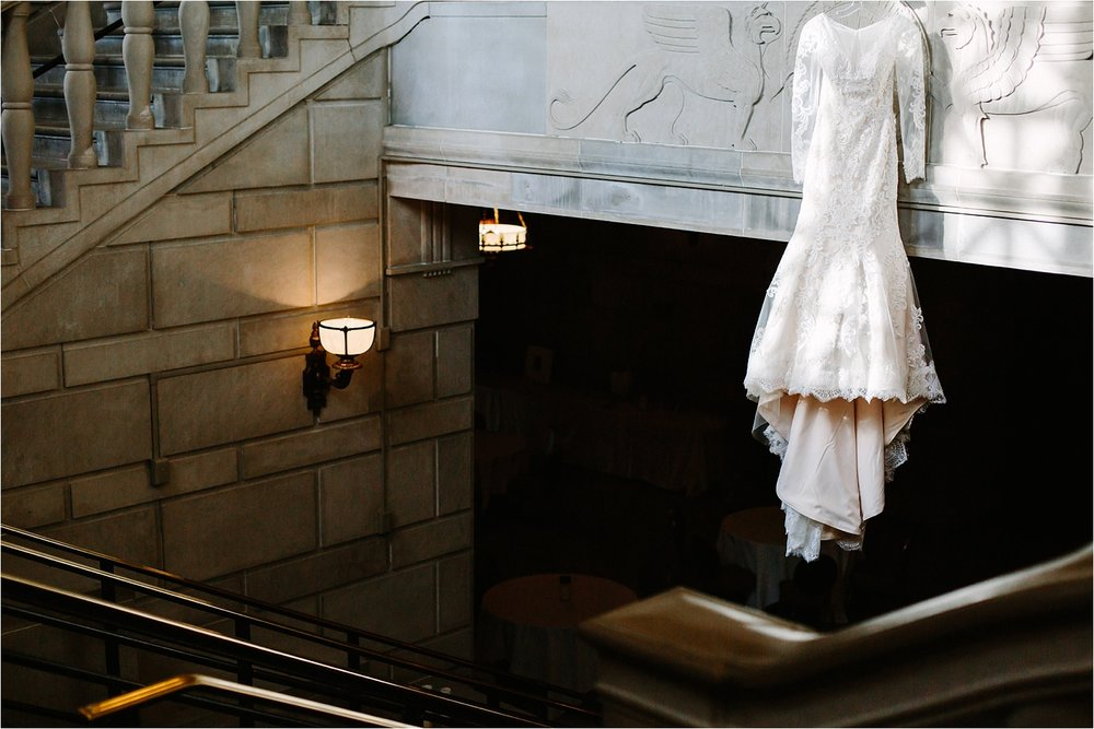 Jayden & Jamie's Fine Art Wedding at Stambaugh Auditorium in Youngstown, Ohio