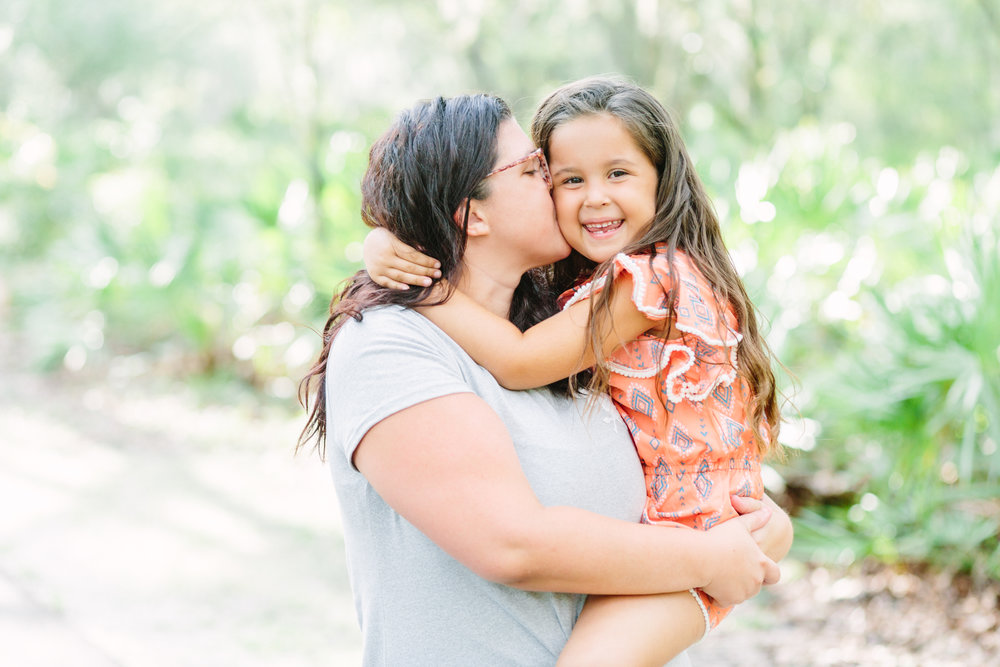 Mommy and Me Portrait Photography session in Tampa, Florida