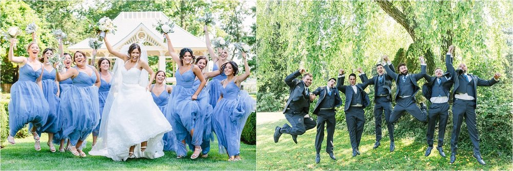 I also live for fun and lively bridal parties!!! :)