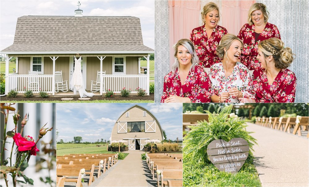 My favorite venue of the year:  Irons Mill Farmstead .