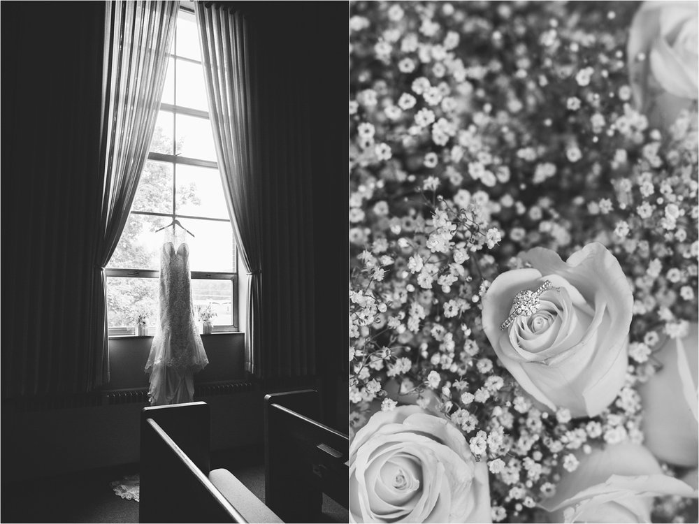 Black and white moody details. <3
