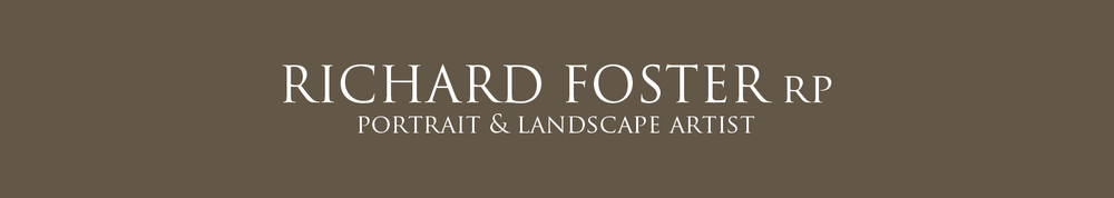 Richard Foster portrait and landscape painter