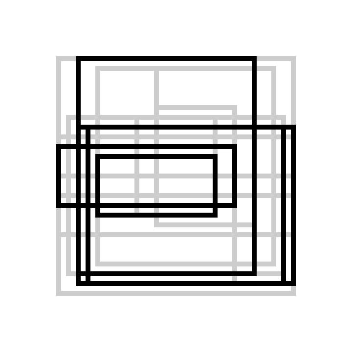 rectangle study 45