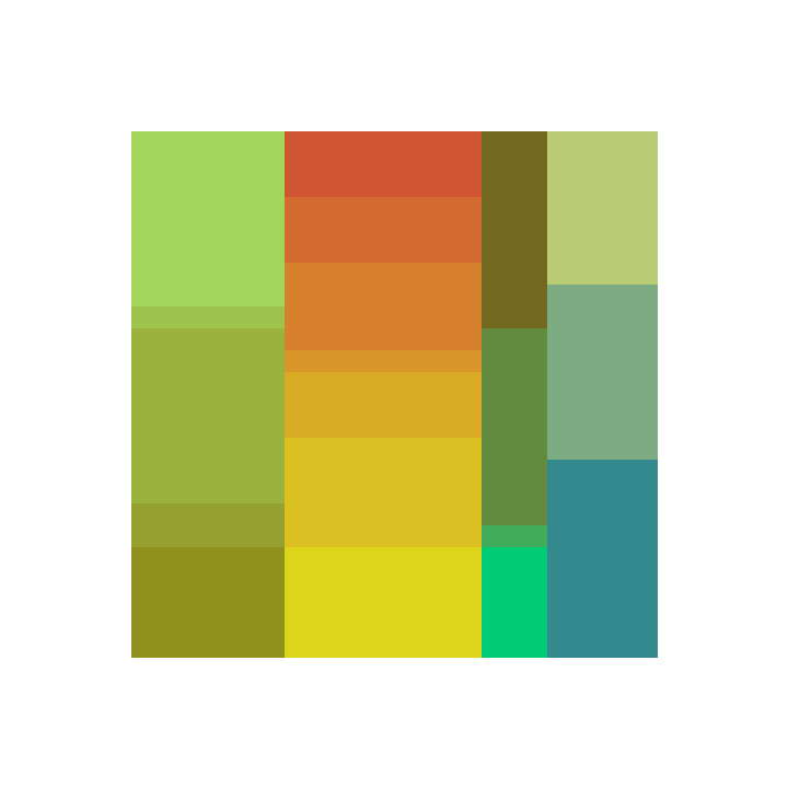 color palette 45