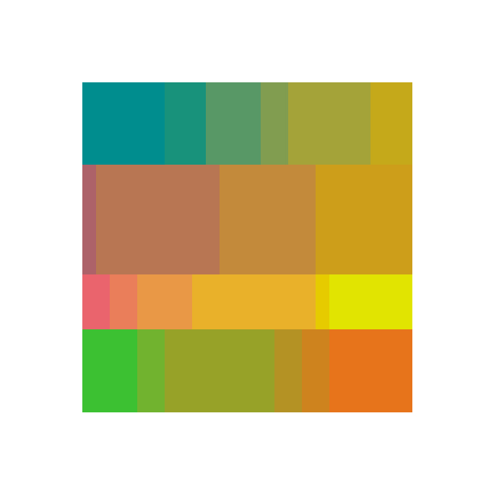 color palette 50