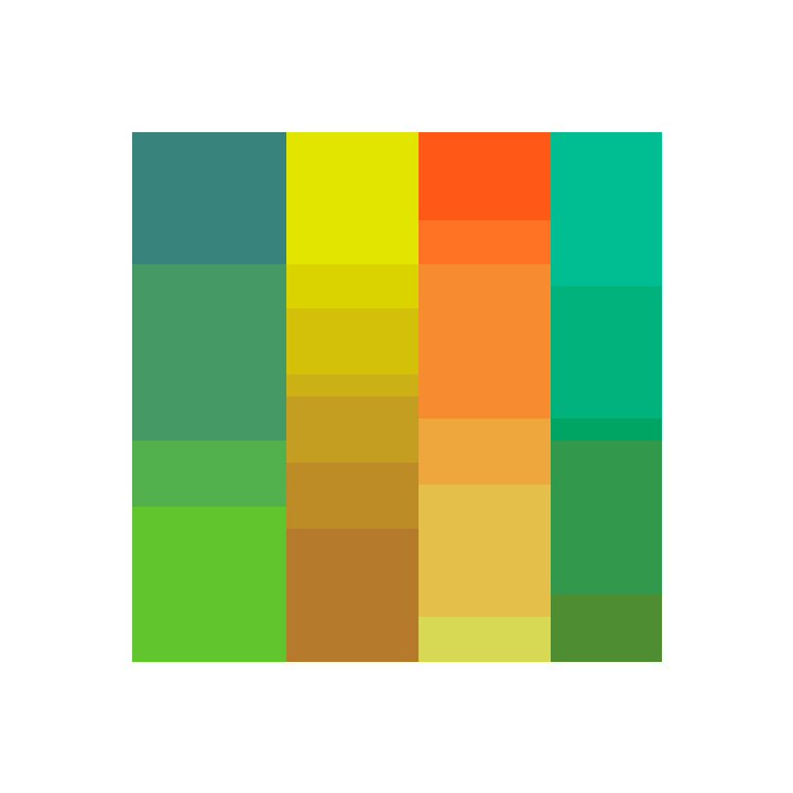 color palette 52