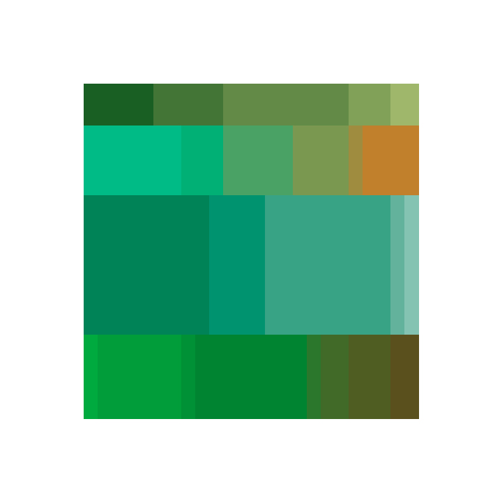 color palette 53
