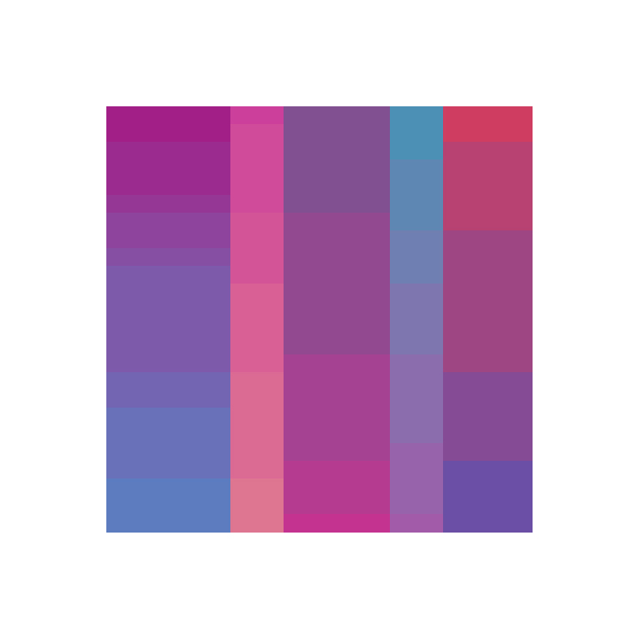 color palette 54