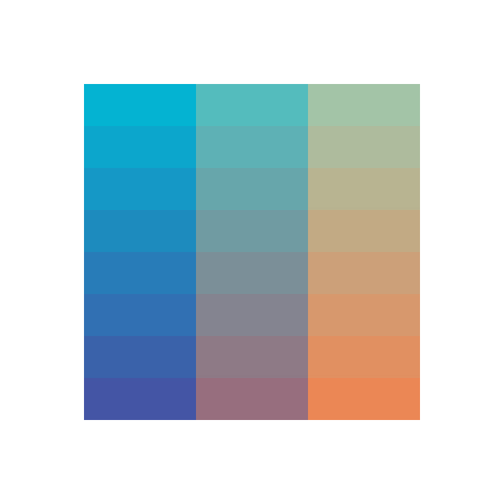 color palette 21