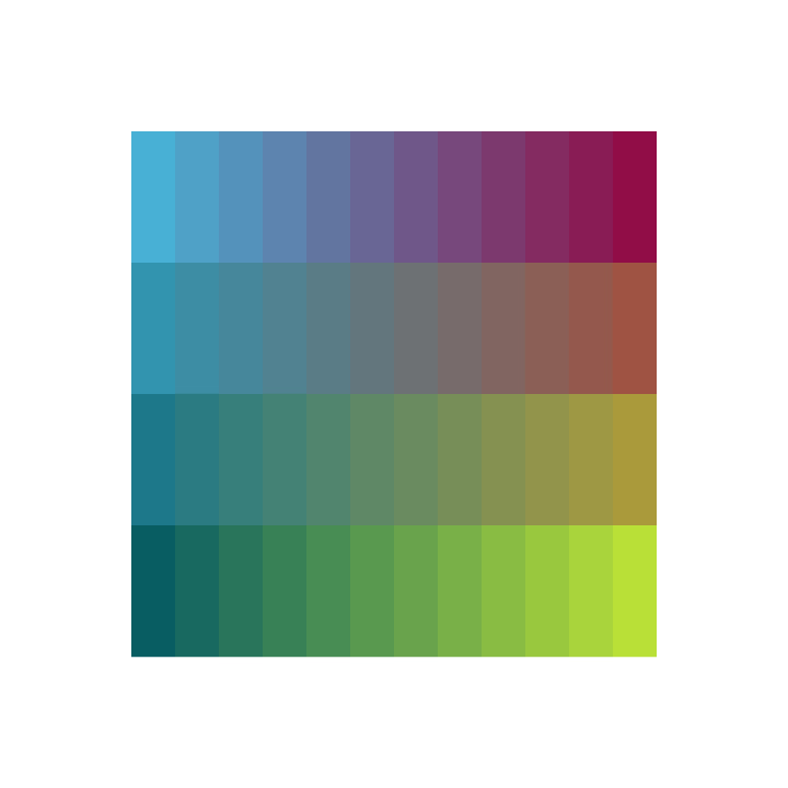 color palette 22
