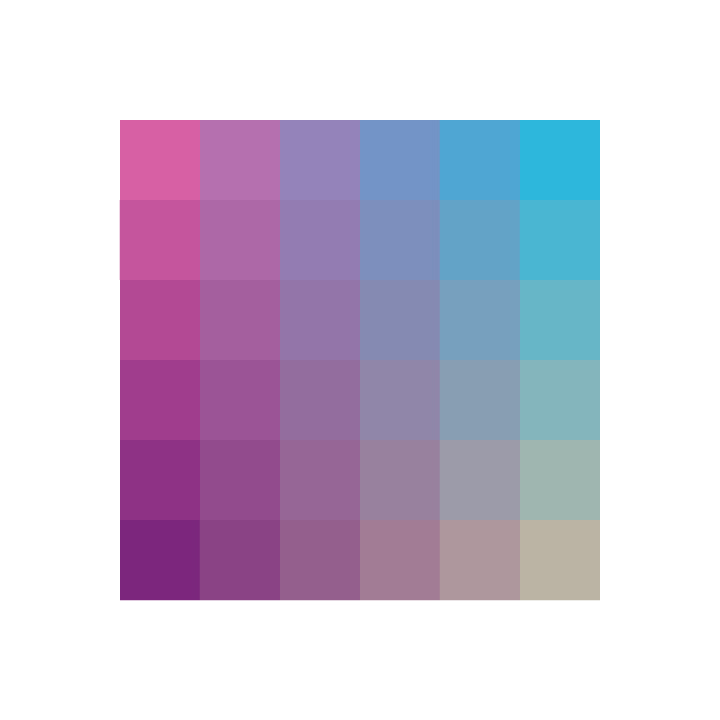 color palette 25