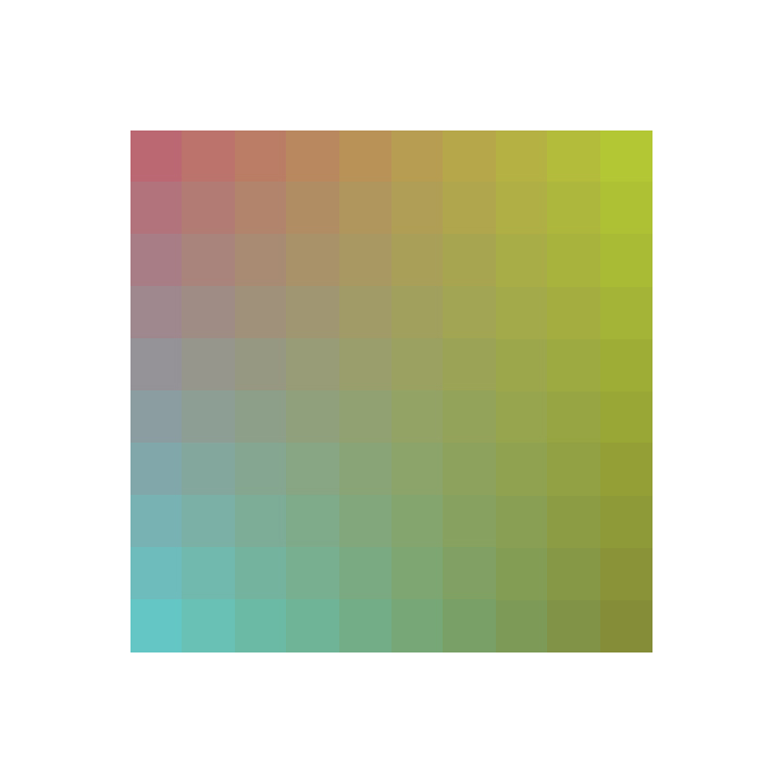 color palette 27