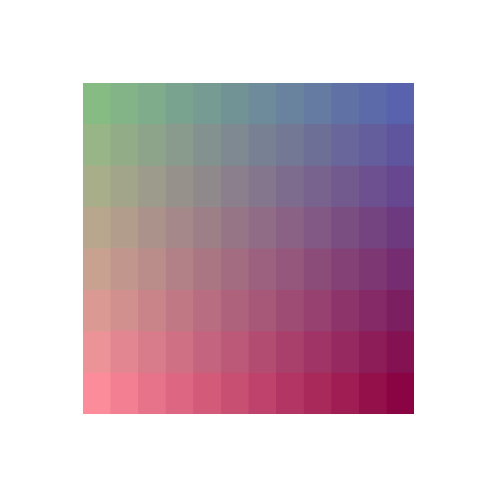 color palette 30